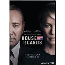 House of Cards - Season 4 [DVD] [2016]